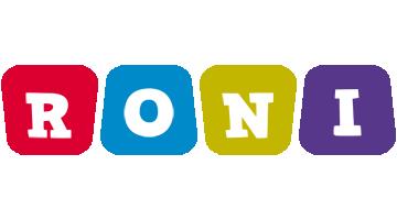 Roni daycare logo