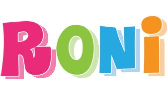 Roni friday logo
