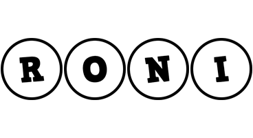 Roni handy logo