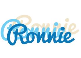 Ronnie breeze logo