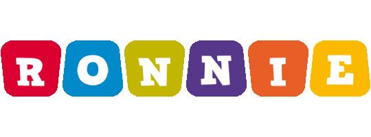 Ronnie daycare logo