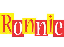 Ronnie errors logo