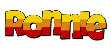 Ronnie jungle logo