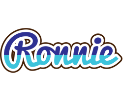 Ronnie raining logo