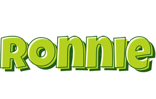 Ronnie summer logo