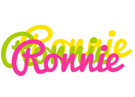 Ronnie sweets logo
