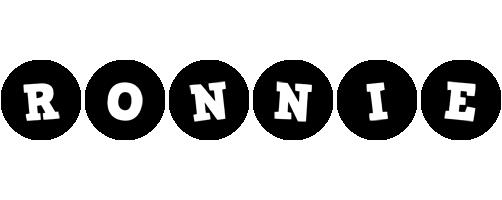 Ronnie tools logo