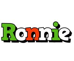 Ronnie venezia logo