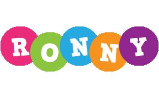Ronny friends logo