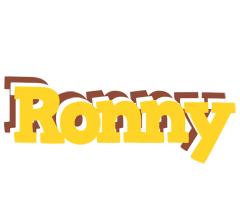 Ronny hotcup logo