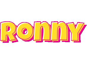 Ronny kaboom logo