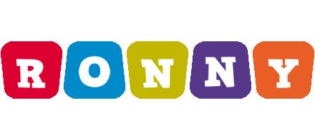 Ronny kiddo logo