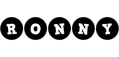 Ronny tools logo