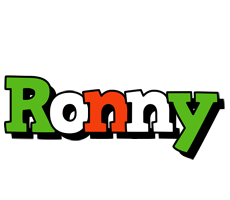 Ronny venezia logo