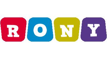 Rony kiddo logo