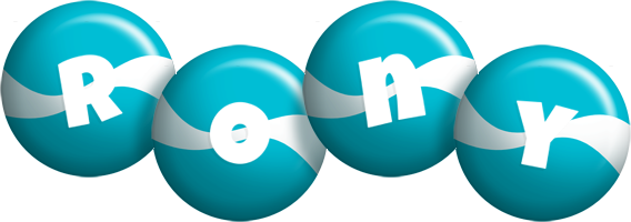 Rony messi logo