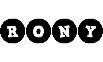 Rony tools logo