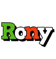 Rony venezia logo