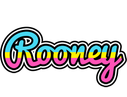 Rooney circus logo