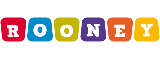 Rooney daycare logo