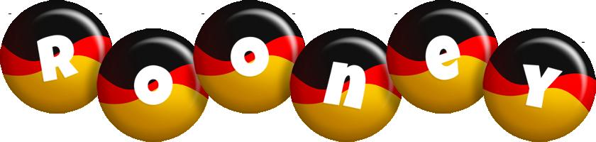 Rooney german logo