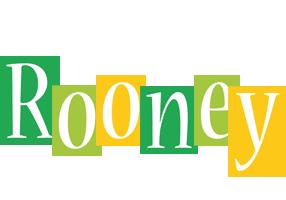 Rooney lemonade logo