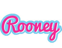 Rooney popstar logo