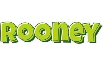 Rooney summer logo