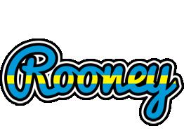Rooney sweden logo