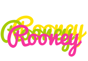 Rooney sweets logo