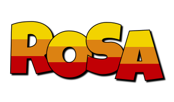 Rosa jungle logo