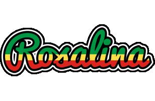 Rosalina african logo