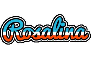 Rosalina america logo