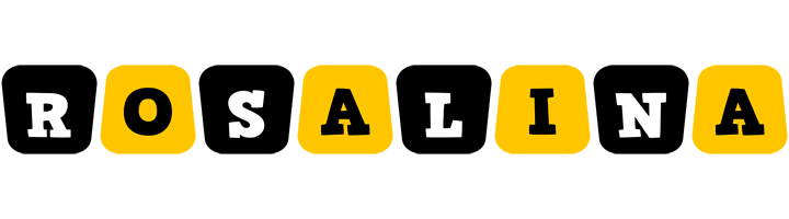 Rosalina boots logo