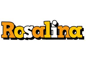 Rosalina cartoon logo