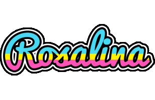 Rosalina circus logo