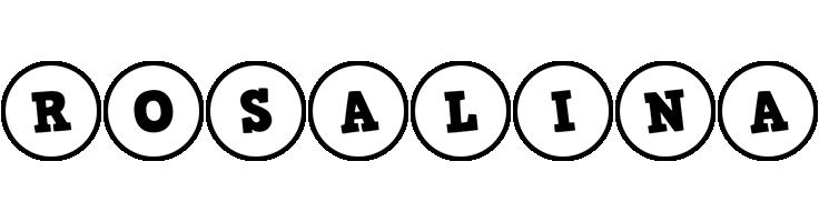 Rosalina handy logo