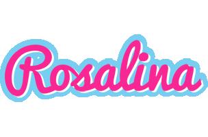 Rosalina popstar logo