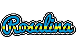 Rosalina sweden logo