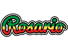 Rosario african logo
