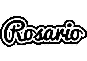 Rosario chess logo
