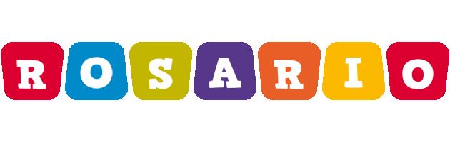 Rosario daycare logo