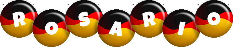 Rosario german logo