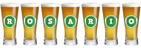 Rosario lager logo