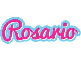 Rosario popstar logo
