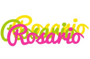 Rosario sweets logo