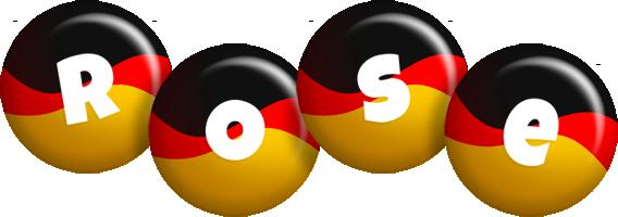 Rose german logo