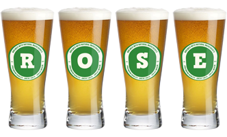 Rose lager logo
