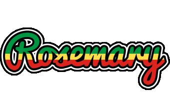 Rosemary african logo