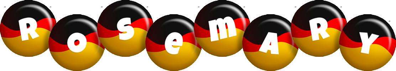 Rosemary german logo